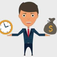 time and money person